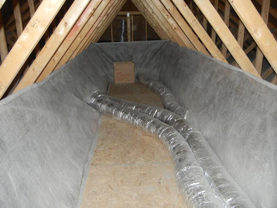 Blown Insulation Econo Therm Insulation Company