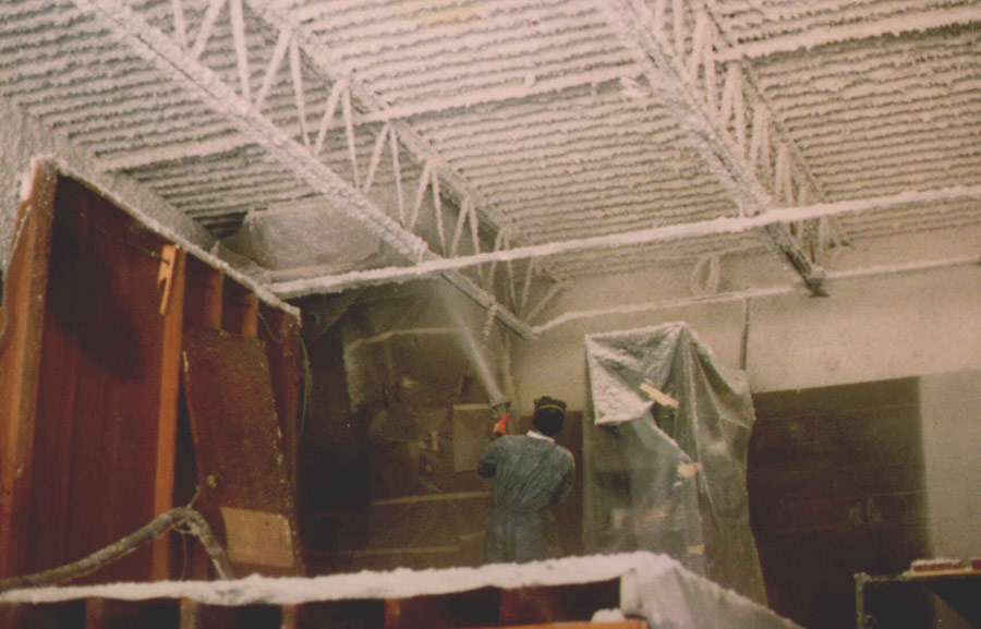 Spray Fire Proofing | Econo-Therm Insulation Company
